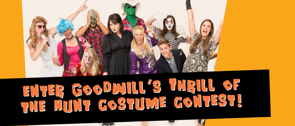 Goodwill 2014 Halloween Costume Contest