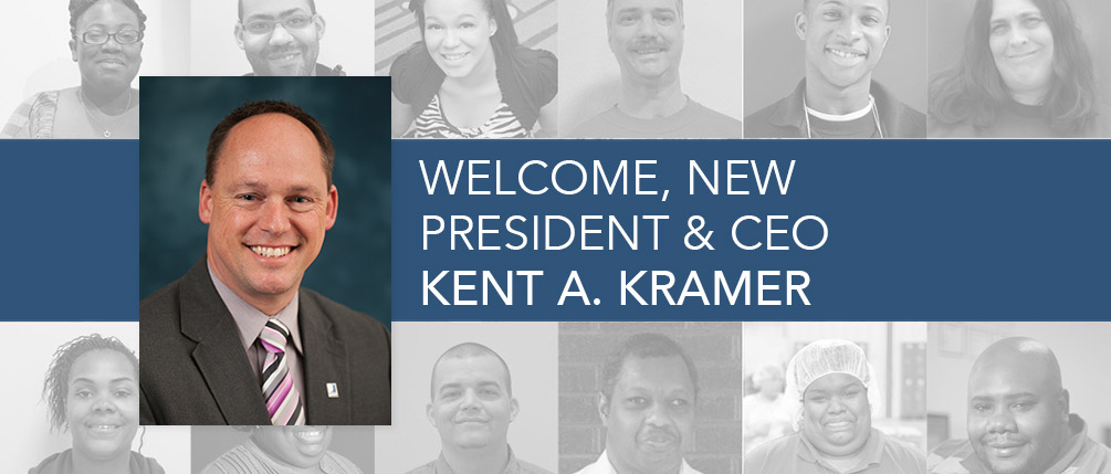 Special Announcement: Goodwill's Board of Directors appoints Kent Kramer as President and CEO
